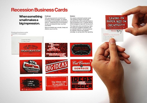 Unique Business Cards 22