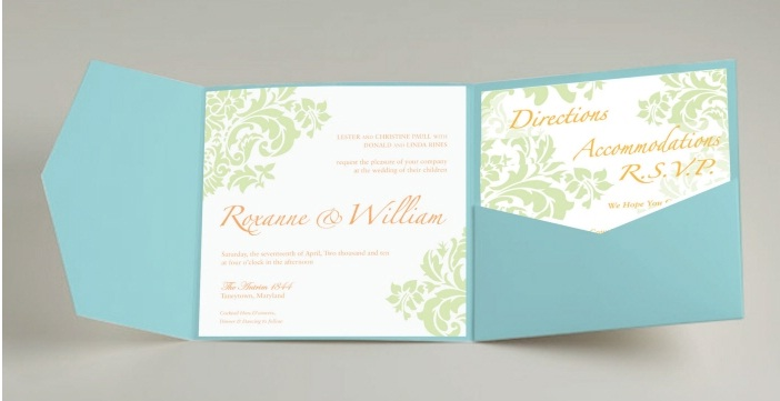 Wedding Invitation Sample_41