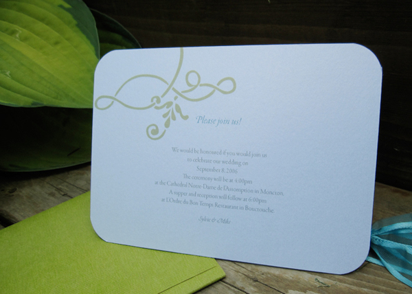 Wedding Invitation Sample_09