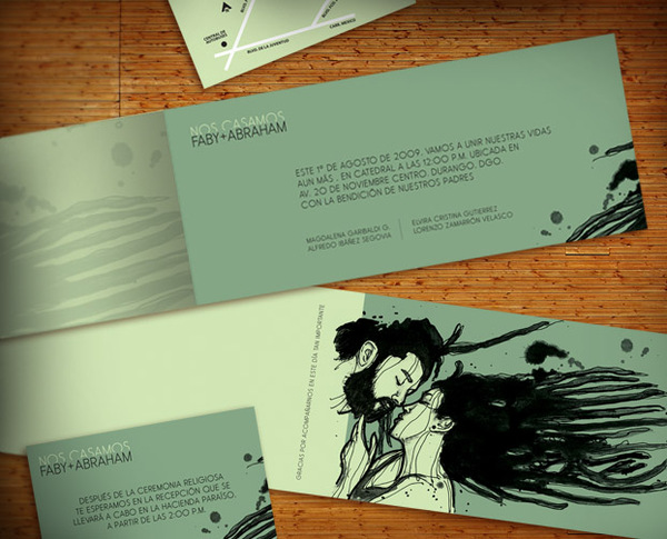 Wedding Invitation Sample_31