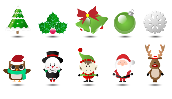 Christmas Vector Images